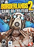 Borderlands 2: Game of the Year Edition (Mac) [Online Game Code]