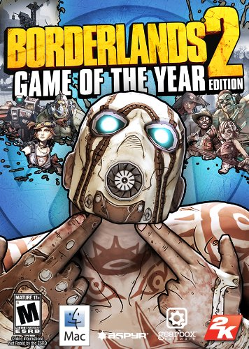 Borderlands 2: Game of the Year Edition (Mac)