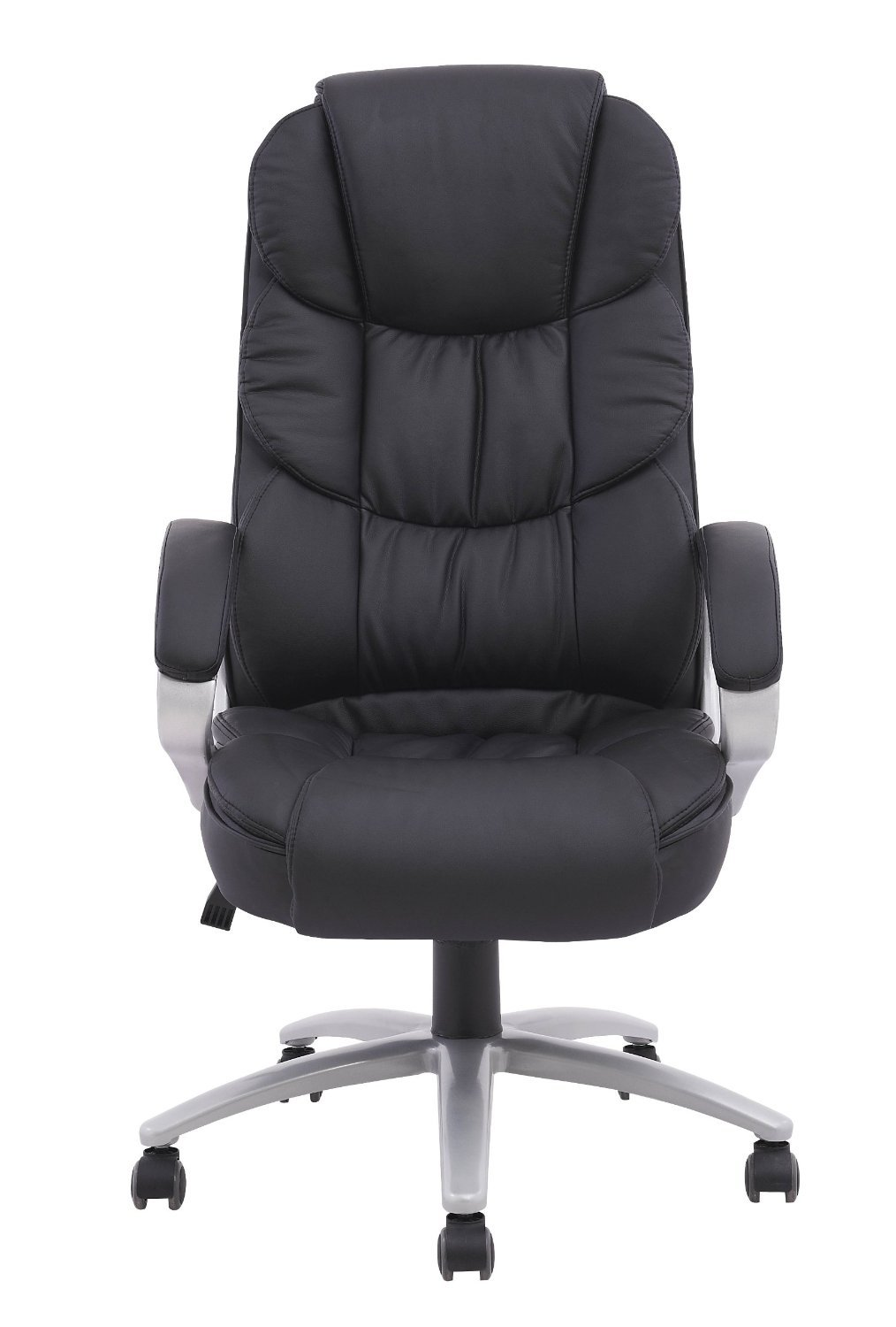High Back Executive PU Leather Ergonomic Office Desk Computer Chair O10|High Back Executive Ergonomic Office Chair