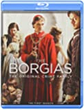 Borgias: Complete Series Pack [Blu-ray] [Francia]