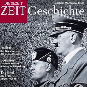 Europas Weg in den Faschismus (ZEIT Geschichte) Hörbuch