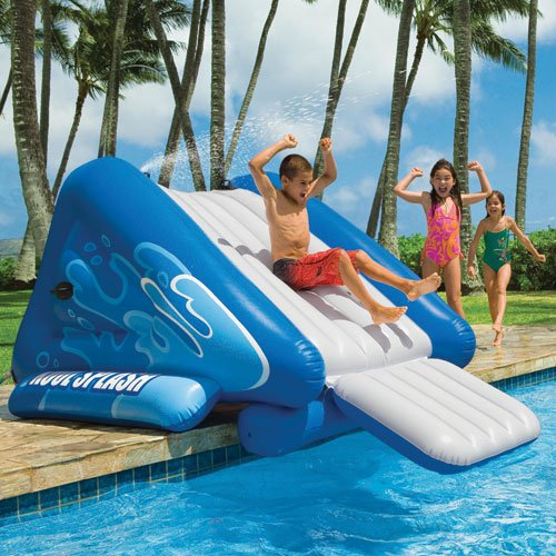 Find Cheap Intex Waterslide
