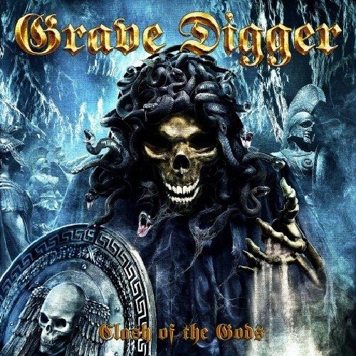 Grave Digger - Clash Of The Gods  Digipak - Zortam Music
