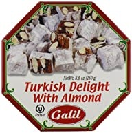 Galil Turkish Delight Octagon, Almond…