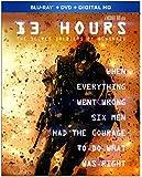13 Hours: The Secret Soldiers of Benghazi [Blu-ray + DVD + Digital HD]