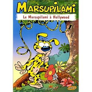 Marsupilami : Le Marsupilami à Hollywood affiche