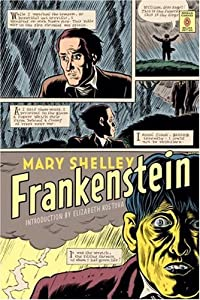 "Cover of ""Frankenstein: (Penguin Classics..."
