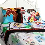 Bakugan Battle Brawlers Twin Sheet Set