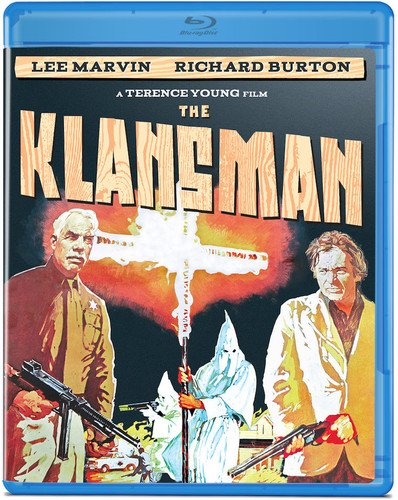 Blu-ray : The Klansman (Blu-ray)