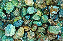 Fantasia Materials: 1 lb Chrysocolla Rough \