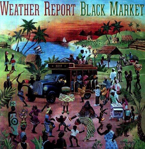 Vinilo : Weather Report - Black Market (180 Gram Vinyl)