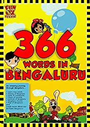 366 Words in Bengaluru - General Knowledge and Activity Book for kids