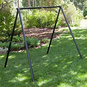 Build A Toddler Swing Frame