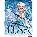 Disney's Frozen Silk Touch Throw Blanket (Many Styles)