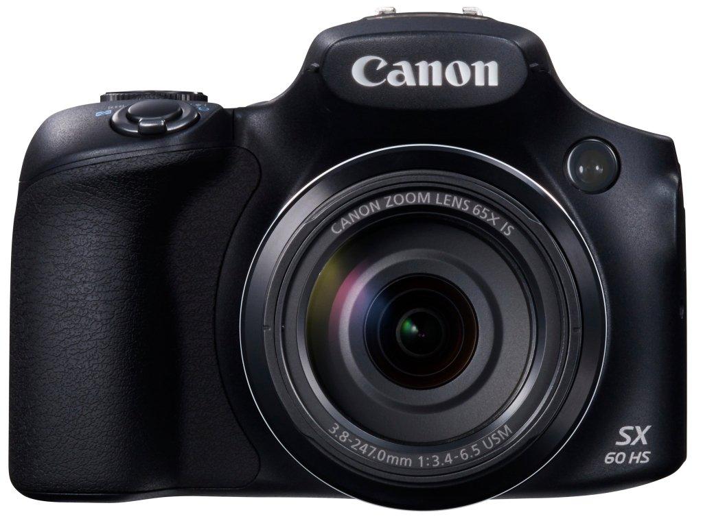 Canon デジタルカメラ PowerShot SX60HS 光学65倍ズーム PSSX60HS