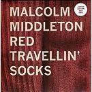 Red Travellin' Socks [7