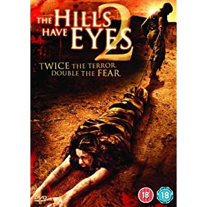 THE HILLS HAVE EYES 2 [DVD] [2007]: Amazon.co.uk: Daniella Alonso ...