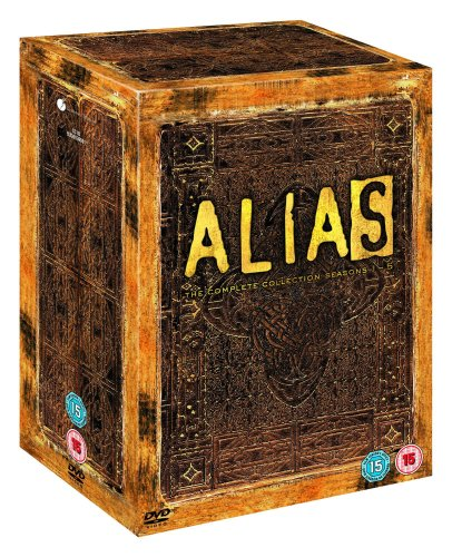 Alias 1-5 The Complete Set [DVD]