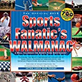 img - for The Official Sports Fanatic's Walmanac 2015 Wall Calendar by Steve Ney and Tom Ney (2014-08-01) book / textbook / text book