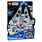 Star Wars Zipbin Millennium Falcon Minifigure Case, Lego Storage (Limited Edition)