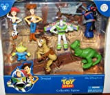 Disney World Exclusive Toy Story Figure Set Playset Toy with Atomic Blaster Emporer Zurg, Bullseye, Toy Alien and Much More!