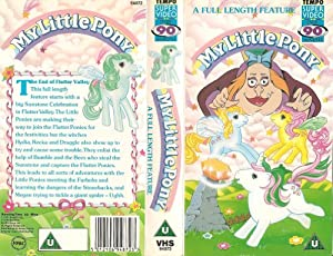 My Little Pony: A Full Length Feature Super Video [VHS]
