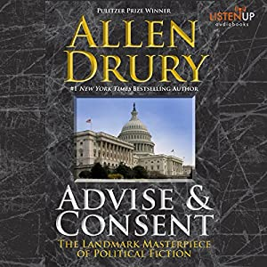 Advise and Consent Audiobook