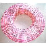 Tuscon 0.5 Inch 15 Meter Pink PVC Pipe