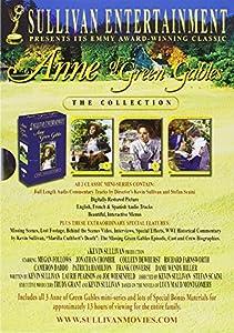 Anne of Green Gables Trilogy Box Set by Sullivan Entertainment