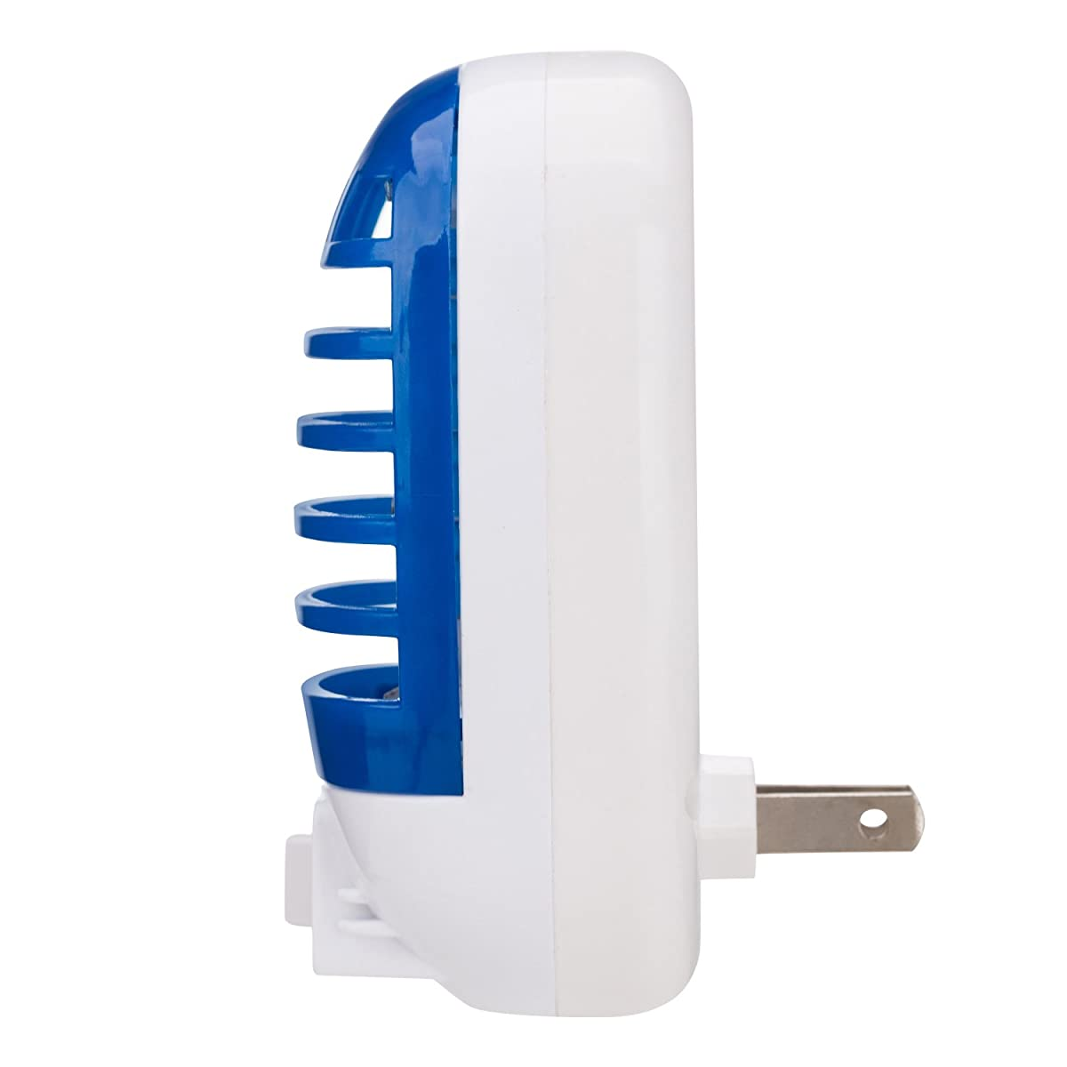GLOUE Bug Zapper Electronic Insect Killer,Mosquito Killer Lamp,Eliminates Most Flying Pests! Night Lamp(Blue)