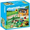 PLAYMOBIL Bunny Hutch Construction Set