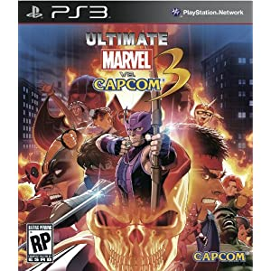 Ultimate Marvel Vs. Capcom 3 Video Game for PS3