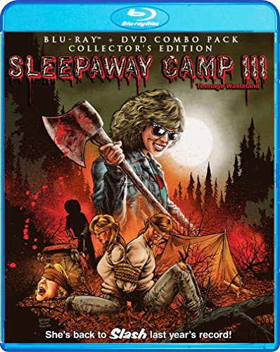 Sleepaway Camp III: Teenage Wasteland (Collector's Edition) [Bluray/DVD Combo] [Blu-ray] (Sleepaway Camp Ii compare prices)