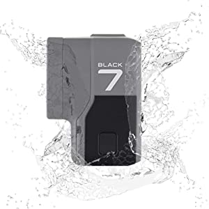 ParaPace Replacement Side Door for GoPro Hero 7 6 5 Black USB-C HDMI Case Side Cover Repair Part Camera Accessories
