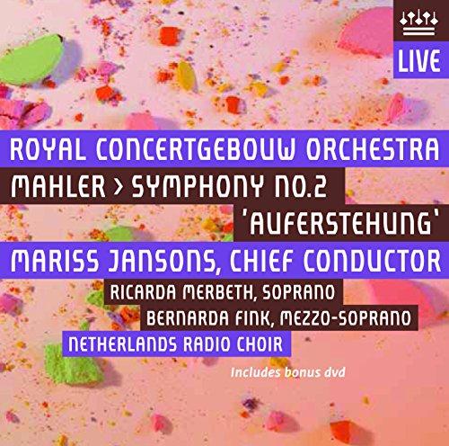 SACD : Royal Concertgebouw Orchestra - Symphony 2 (Bonus DVD, Hybrid SACD, 3 Disc)