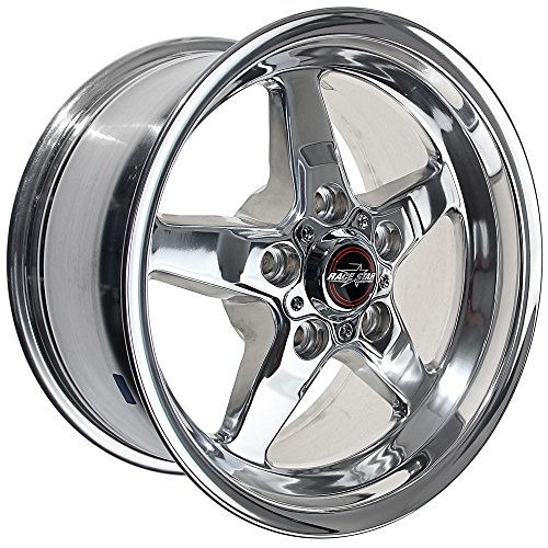 Race Star Drag Star Wheel Polished 15x8 - 5x4.5 - 5.25BS 92-580150DP (Race Star Drag Wheel compare prices)