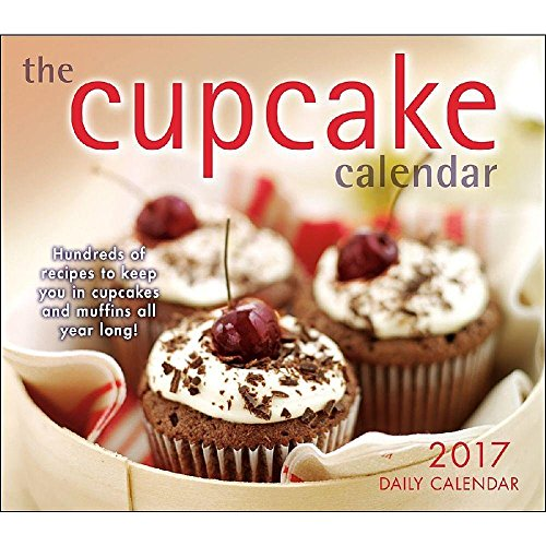 The Cupcake Calendar 2017 Boxed/Daily Calendar