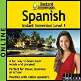 Product B00BHJ8CIA - Product title Instant Immersion Spanish - Level 1 (12-month subscription)