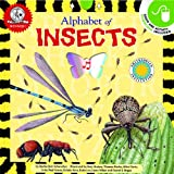Alphabet of Insects - A Smithsonian Alphabet Book (with audiobook CD, easy-to-download audiobook, printable activities and poster) (Alphabet Books)