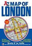 img - for Map of London A-Z 1:10.56K book / textbook / text book