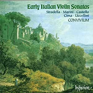Early Italian Violin Sonatas