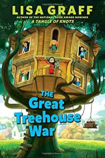Book Cover: The Great Treehouse War