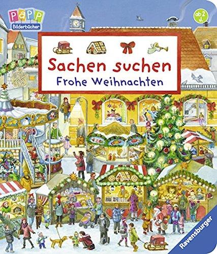 Sachen suchen - Frohe Weihnachten das Buch von Susanne Gernhäuser - Preis vergleichen und online kaufen