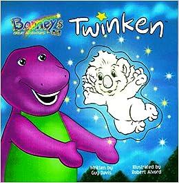 Barney And Twinken Barney S Great Adventure Guy Davis