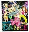 Depesche - Top Model Dance Book  (1 random template supplied)