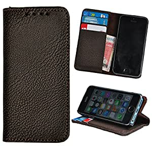 DING DONG PU Leather Flip Cover For LG Google Nexus 4