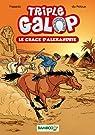 Triple galop, Tome 2 : Le crack d'Alexandrie par Frasseto