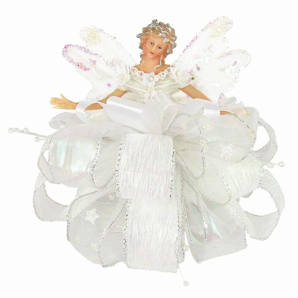 Christmas Tree Angel Tree Topper: Angel Unlit Tree Toppers Page Two