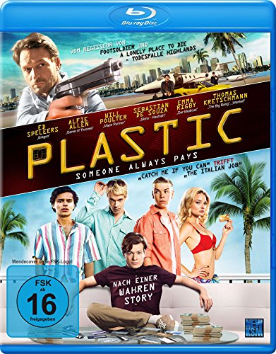Plastic - Someone Always Pays [Blu-ray]