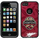 Florida State 2013 BCS Champions Garnet design on a Black OtterBox® Commuter Series® Case for iPhone 5s / 5 Reviews